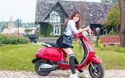 Xe máy điện Vespa Pansy S Dibao 2020 – xứng danh nữ hoàng xe điện