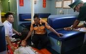Cứu kịp thời một thuyền viên gặp nạn trên vùng biển Thừa Thiên Huế