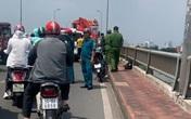 Một thanh niên bỏ lại balo và đôi dép trên cầu Bình Triệu rồi nhảy xuống sông Sài Gòn tự tử