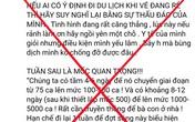 Phạt 2 chủ Facebook ở Hải Dương khi đăng tải nội dung sai sự thật về COVID-19
