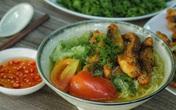 Cách làm bún cá rô đổi vị cho bữa tối