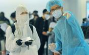 Phát hiện 5 chuyên gia Ấn Độ mắc COVID-19 ngay khi nhập cảnh Việt Nam