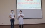 BVĐK tỉnh Hòa Bình tổ chức xuất viện cho 1 bệnh nhân COVID-19