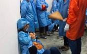 Quảng Ninh: Nhiều công nhân bất ngờ ngất xỉu khi đang làm việc
