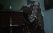 Bụi tre lớn sau nhà đổ vào phòng ngủ, 3 người nhập viện cấp cứu