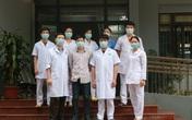 Bệnh nhân COVID-19 cuối cùng ở BVĐK tỉnh Hòa Bình xuất viện