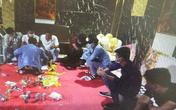Tụ tập chơi ma túy dưới hầm quán karaoke giữa mùa dịch COVID-19