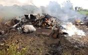 Rơi máy bay ở Nam Sudan, 17 người thiệt mạng, dân lao tới nhặt tiền
