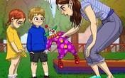 Tại sao không cần dạy con nhỏ phải chia sẻ