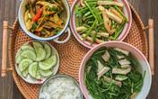 7 mâm cơm chay đủ chất với các loại nấm