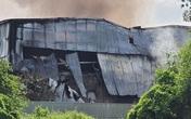 Thông tin mới nhất vụ cháy kho hàng Sunhouse Miền Nam