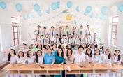 Ngỡ ngàng lớp học trường huyện có 14 thí sinh đạt từ 27 điểm trở lên