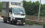 Hà Nội: Người đàn ông tử vong thương tâm sau cú đâm trực diện xe tải trên Đại lộ Thăng Long