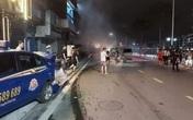 Khởi tố lái xe Lexus gây tai nạn liên hoàn trên phố đi bộ Tam Bạc, Hải Phòng