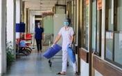 Bệnh viện C Đà Nẵng trước giờ gỡ bỏ phong tỏa