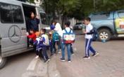 Hà Nội: Lại xảy ra vụ việc một học sinh tiểu học bị bỏ quên trên xe bus