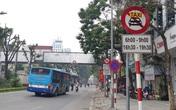 Hà Nội khôi phục biển cấm taxi trên 10 tuyến phố