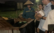 Hà Nội: Một cháu bé bụ bẫm bị vứt trong xe chở  rác