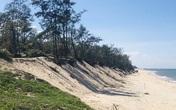Thừa Thiên – Huế: Bờ biển tiếp tục sạt lở nghiêm trọng sau bão đe dọa cuộc sống người dân