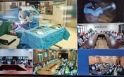 Hồi hộp theo dõi chuyên gia Bệnh viện Việt Đức cùng lúc chỉ đạo từ xa 2 ca cắt túi mật