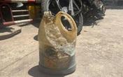 Vụ phóng hỏa đốt nhà ở Bình Thuận: Can chất lỏng là nhớt, không phải xăng