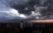 Thông tin mới nhất về đợt mưa giông lớn xuất hiện ở miền Bắc từ chiều nay