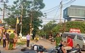 Công an Hà Nội truy tìm tài xế ô tô gây tai nạn khiến 2 người thương vong rồi bỏ trốn, kêu gọi người dân cung cấp camera hành trình