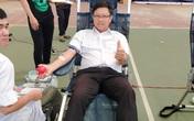 Người thầy hàng chục năm hăng say hiến máu, tuyên truyền hiến máu cứu người