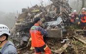 Rơi trực thăng, Tổng tham mưu trưởng lực lượng phòng vệ Đài Loan thiệt mạng