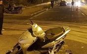 Va chạm giao thông, thanh niên ngã văng trúng người làm cụ bà 70 tuổi tử vong ở Sài Gòn