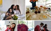 Trong khi vợ mới của chồng cũ liên tục khoe ảnh gia đình, diva Hồng Nhung lại chỉ đón sinh nhật giản dị bên 2 con thế này