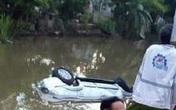 Xe ô tô 7 chỗ lao xuống sông, 3 người thương vong