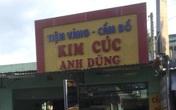 Công an TP.HCM bắt kẻ vét sạch tiệm vàng ở Hóc Môn