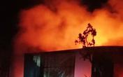 Cháy lớn ở Hà Nội