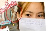 """Ngọc Lan vô tình để lộ ảnh của Thanh Bình khi """"tự sướng"""", lại còn đặt ở vị trí quan trọng thế này"""