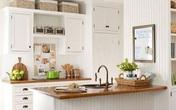 Hơn 10 gợi ý đơn giản nhưng hiệu quả bất ngờ giúp tiết kiệm không gian phòng bếp