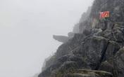 Một phượt thủ rơi xuống vực khi chụp ảnh ở mỏm đá tử thần Hà Giang