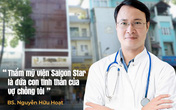 Bác sĩ Hoạt: gia đình là sự nghiệp cao nhất của tôi