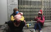 Những người vô gia cư đặc biệt sau ánh điện thành phố trong cái lạnh cắt thịt cắt da
