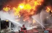 Thương tâm: Cháy cửa hàng tạp hóa lúc rạng sáng, nữ sinh lớp 9 tử vong