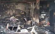 Nghệ An: Chồng chết cháy cùng con trai 1 tuổi, vợ bị thương nặng