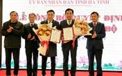 Hà Tĩnh công bố quyết định bổ nhiệm 2 Phó Giám đốc Sở Y tế
