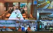 Kết nối Telehealth quản lý và điều hành chăm sóc sức khỏe cán bộ dự Đại hội Đảng