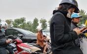 Kinh hoàng chuyện tắc đường dịp cận Tết ở Thủ đô