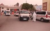 Hải Dương: Bệnh viện dã chiến Chí Linh đi vào hoạt động, tiếp nhận thêm 69 ca dương tính với COVID-19