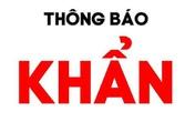 Bộ Y tế khẩn tìm người đến hai địa điểm tại Thái Bình