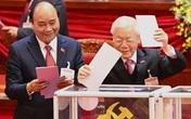Hôm nay, Ban Chấp hành Trung ương Đảng khoá XIII bầu Bộ Chính trị, Tổng Bí thư