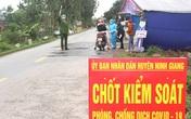Hải Dương: Xuất hiện ca nghi mắc COVID-19 đầu tiên tại huyện Ninh Giang