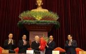 Đồng chí Nguyễn Phú Trọng tái đắc cử Tổng Bí thư
