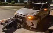Khởi tố thanh tra giao thông lái xe ngược chiều tông chết người